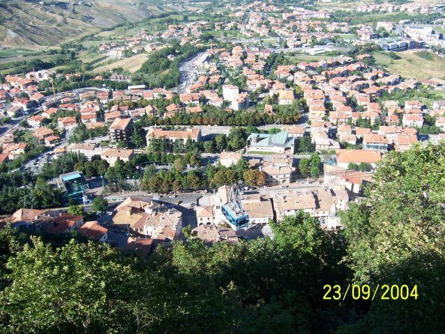 Zdjęcia: San Marino, Marche, Kolejką na San Marino, WłOCHY