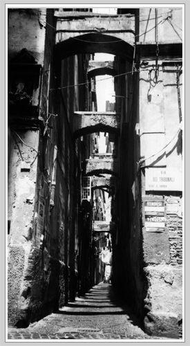 Zdjęcia: Neapol, Uliczka, WłOCHY