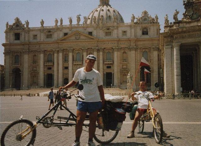 Zdjęcia: Plac św. Piotra w Rzymie, Citta del Vaticano, Bazylika św. Piotra, WłOCHY