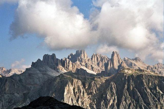Zdjęcia: Fanis, Dolomity, Dolomity / Grupa Fanis, WłOCHY