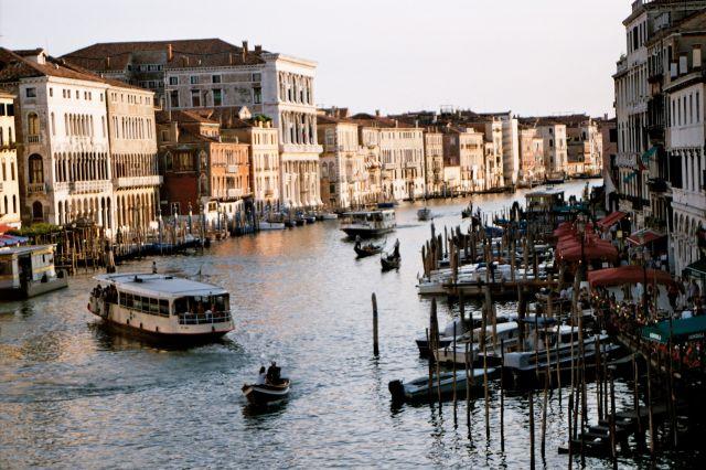 Zdjęcia: Wenecja - Canale Grande, Wenecja, WłOCHY