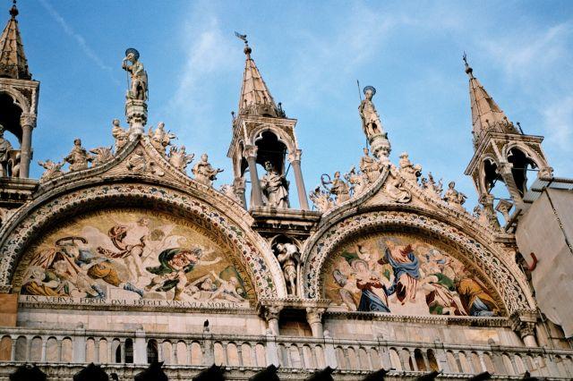 Zdj�cia: Wenecja - Bazylika �w. Marka, Wenecja, W�OCHY