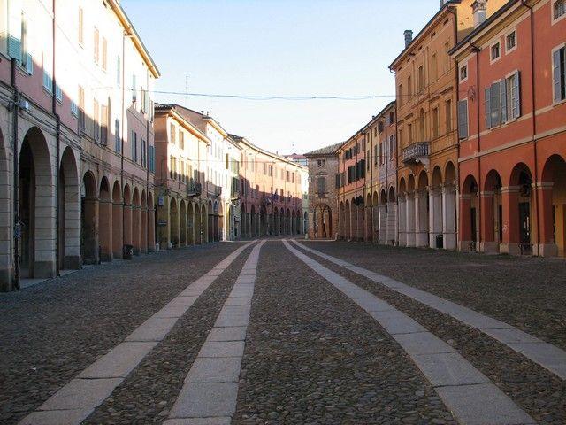 Zdjęcia: Correggio, Correggio w obiektywie, WłOCHY