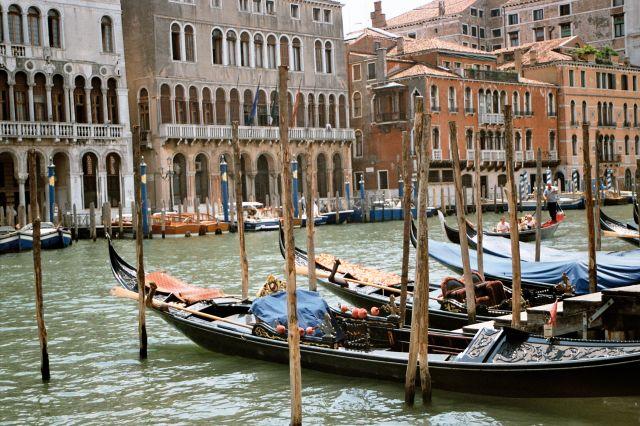 Zdj�cia: Wenecja - Canale Grande, Wenecja, W�OCHY