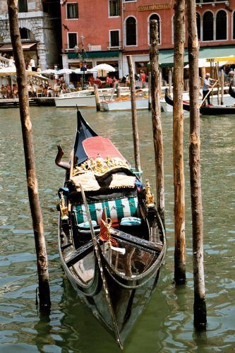Zdjęcia: Wenecja - gondola na Canale Grande, Wenecja, WłOCHY