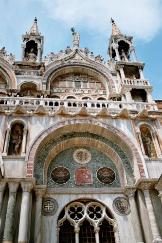 Zdjęcia: Wenecja - Bazylika Św. Marka , Wenecja, WłOCHY