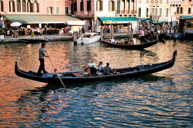 Zdjęcia: Canale Grande, Wenecja, WłOCHY