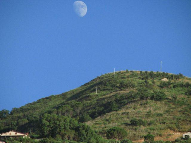 Zdjęcia: Cefalu, Sycylia, księżycowe wzgórze, WłOCHY