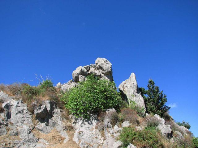 Zdjęcia: Sycylia, Sycylia, Górskie szlaki, WłOCHY