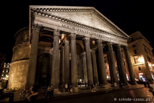Zdjęcia: Panteon, Rzym, Rzym Panteon 2, WłOCHY