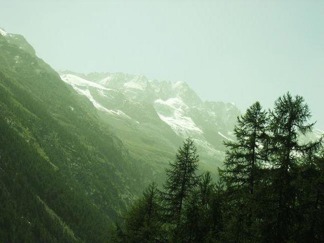 Zdjęcia: Park Narodowy Gran Paradiso, Widoczek 6, WłOCHY