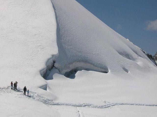 Zdjęcia: Punta Helbronner, Widoczek 14, WłOCHY