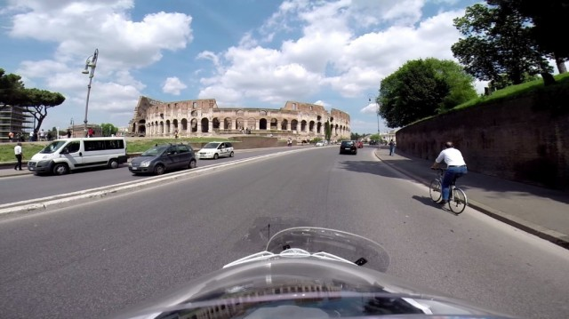 Zdjęcia: ---, ---, MOTOVBLOG - odcinek 2 WHEN IN ROME, DO AS THE ROMANS DO, WłOCHY