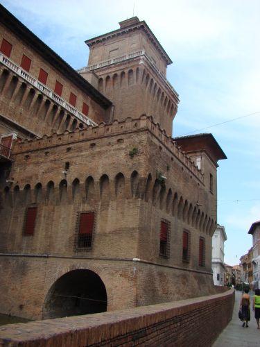 Zdjęcia: FERRARA, ITALIA, ZAMEK, WłOCHY