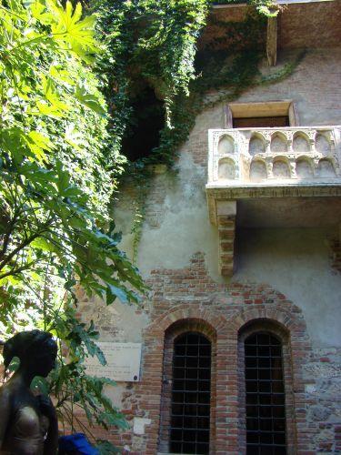 Zdjęcia: WERONA, ITALIA, JULIA I JEJ BALKON, WłOCHY