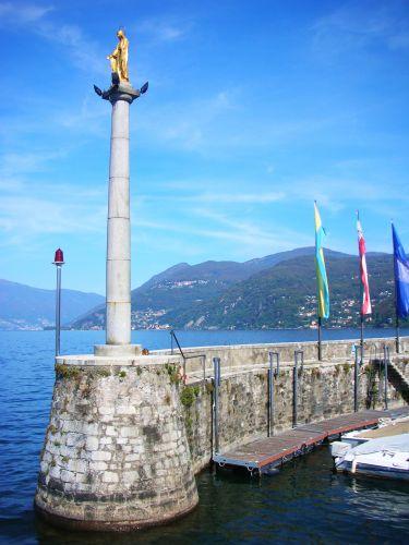 Zdjęcia: luino, tesino, jezioro lago maggiore, WłOCHY