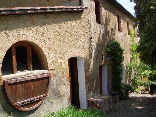Zdjęcia: Pomarance, Toscana, Stary Dom w Toscanii, WłOCHY