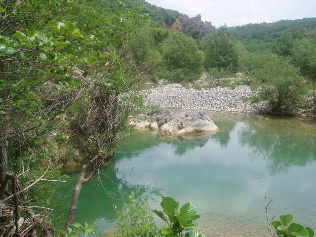 Zdjęcia: Pomarance, Toscana, Nad Rzeczką, WłOCHY