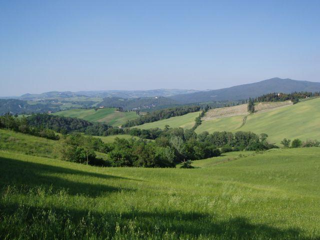 Zdjęcia: Pomarance, Toscana, Widoczek Toscanii, WłOCHY