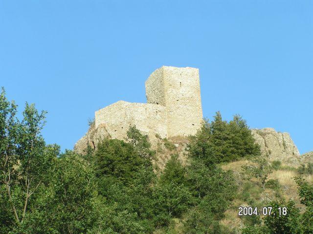 Zdj�cia: Pietrarubbia - klasztor, Marche, Pietrarubbia, W�OCHY