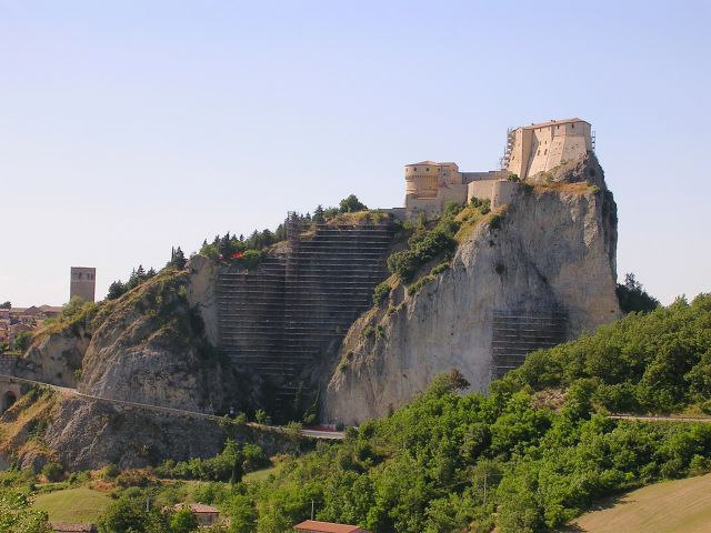 Zdjęcia: San Leo, Marche, San Leo , WłOCHY