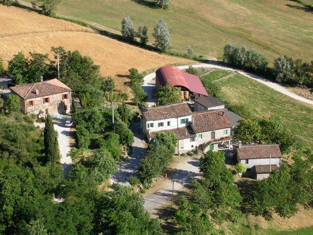 Zdjęcia: San Leo, Marche, San Leo - widok, WłOCHY