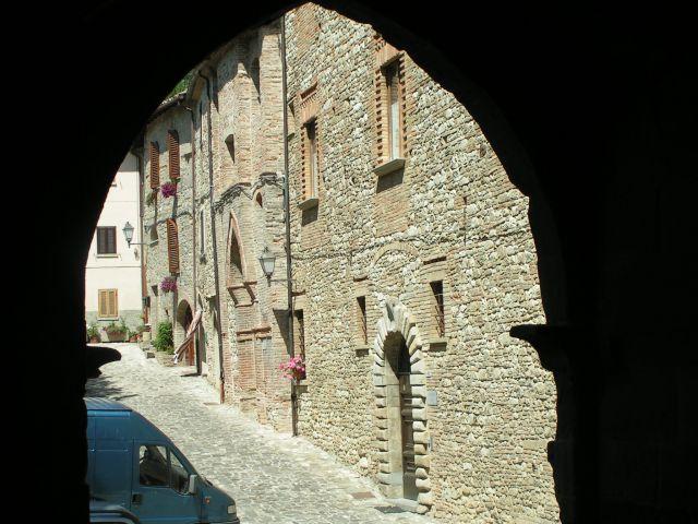 Zdjęcia: Stare miasto, Marche, Macerata Feltria, WłOCHY