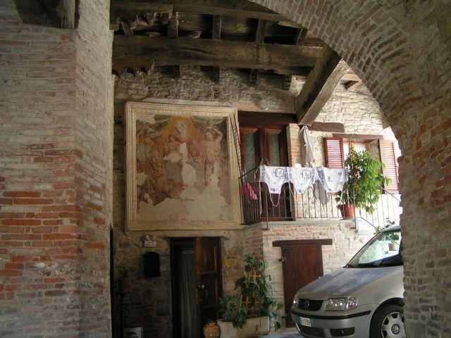 Zdj�cia: Areszt miejski, Marche, Macerata Feltria, W�OCHY