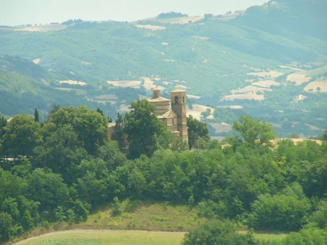 Zdjęcia: Mauzoleum księcia, Marche, Urbino - mauzoleum księcia, WłOCHY
