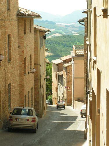 Zdjęcia: ulica, Marche, Urbino, WłOCHY