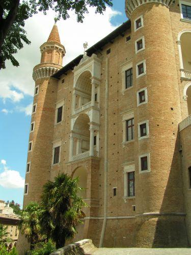 Zdjęcia: pałac, Marche, Urbino, WłOCHY