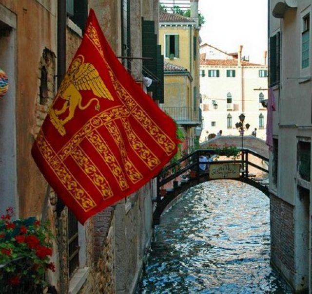 Zdjęcia: Wenecja, Emilia Romana, Red Lion, WłOCHY