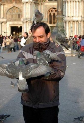 Zdjęcia: Wenecja, Emilia Romana, :-) Zarcie za darmo :-), WłOCHY