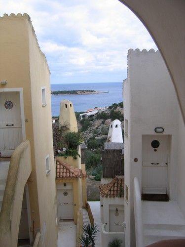 Zdjęcia: Porto Cervo, Olbia-Tempio, Kto nie chciałby tu mieszkać?, WłOCHY