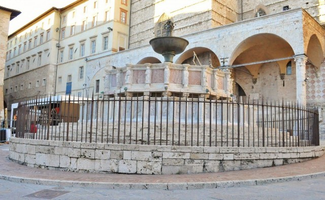 Zdjęcia: Perugia, Umbria, Perugia,Fontanna Maggiore, WłOCHY