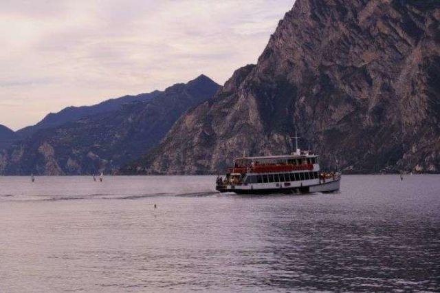 Zdjęcia: Lago di Garda, Tramwaj z Torbole do Rivy, WłOCHY
