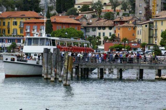 Zdjęcia: Lago di Garda, Torbole, WłOCHY