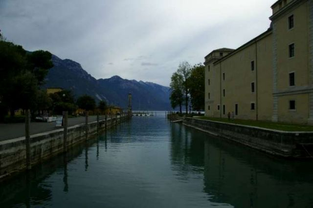 Zdj�cia: Lago di Garda, Riva del Garda, W�OCHY