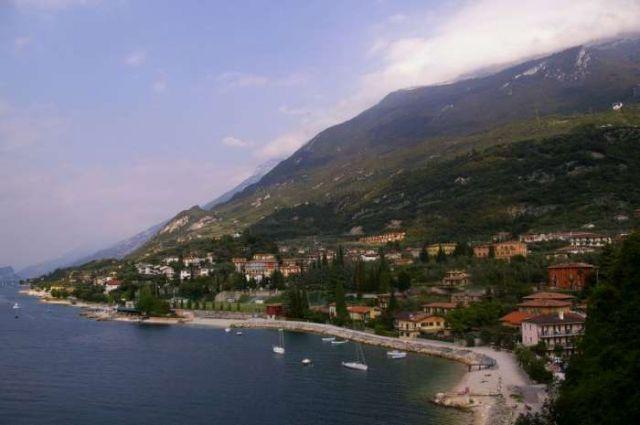 Zdjęcia: Lago di Garda, Malcesine, WłOCHY