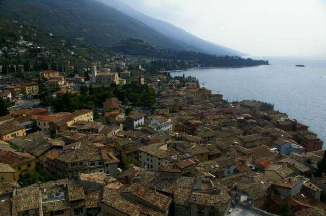 Zdj�cia: Lago di Garda, Malcesine 2, W�OCHY