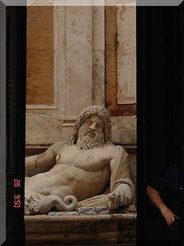 Zdjęcia: Rzym, Rzym, MUZEUM KAPITOLIŃSKIE, WłOCHY