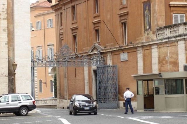 Zdjęcia: GRANICA PAŃSTWA, Rzym, VATICANO, WłOCHY