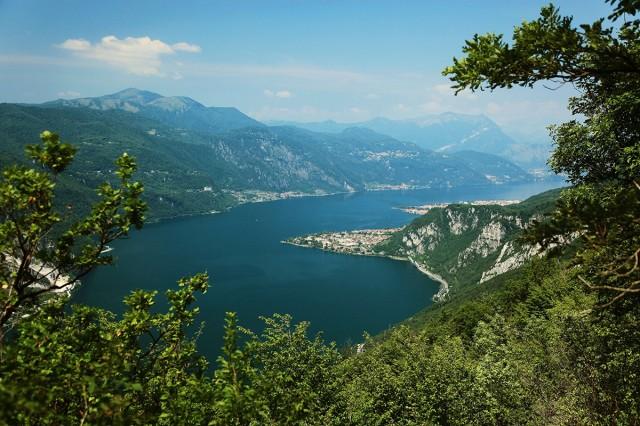 Zdjęcia: Góra San Martino (1090 m), Lecco, Abbadia Lariana i Mandello del Lario, WłOCHY