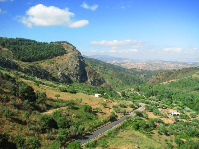 Zdjęcia: Sycylia, Sycylia, po górach..., WłOCHY