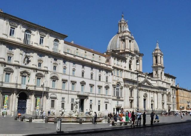 Zdjęcia: Rzym, Lazio, Rzym, Piazza Navona, WłOCHY