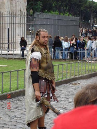 Zdjęcia: ROMA, ROMA, MY PRETORIANIE !!!, WłOCHY