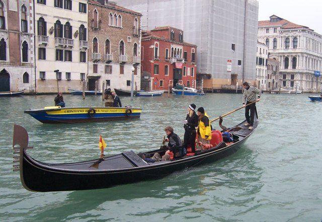 Zdjęcia: Wenecja, Wenecja zimową pora, WłOCHY