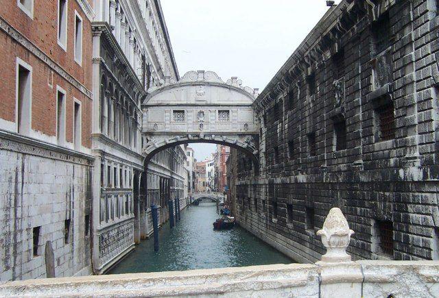 Zdj�cia: Wenecja, Wenecja zimow� por�, W�OCHY