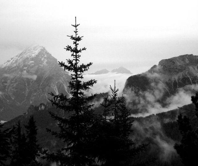 Zdjęcia: Dolomity, Smutek nad chmurami......, WłOCHY