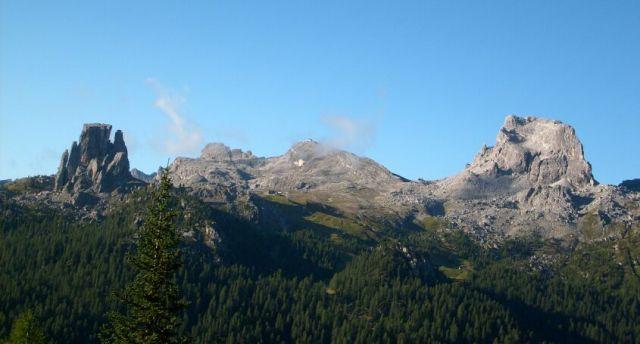 Zdjęcia: Dolomity, Bajeczny krajobraz Dolomitów., WłOCHY